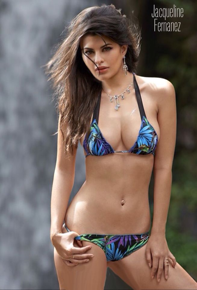 Jacqueline Fernandez Bollywood actresses in bikini avatars
