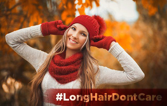 9 Things Girls with Long Hair Do But Will Never Admit To | Women's Health