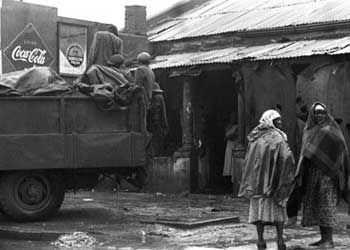 Sophiatown removals covered by Drum, 1950s