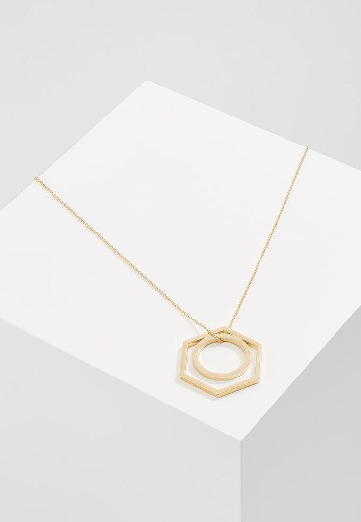Whistles Halsband - gold-coloured - Zalando.se
