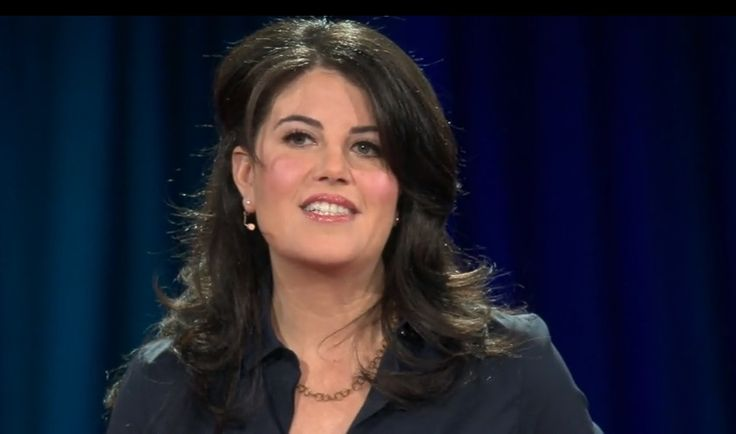"""In 1998, I lost my reputation and my dignity. I lost everything and I almost lost my life..."" -Monica Lewinsky, 2015"