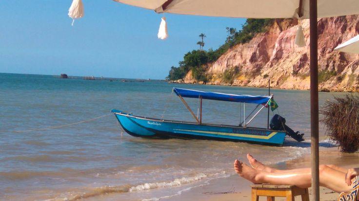 Praia da Gamboa, Bahia, Brasil!