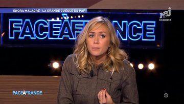 Enora Malagré règle ses comptes avec Elodie Gossuin dans Face à France