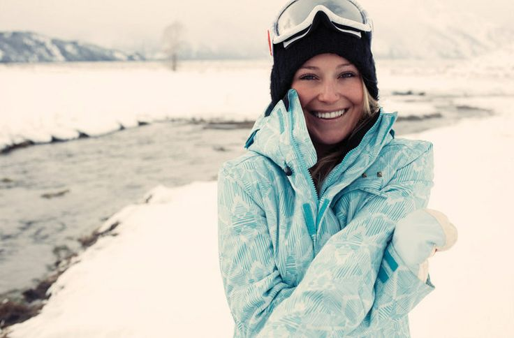 One of Sexiest Women Of The 2014 Winter Olympics - Jamie Anderson – Snowboarding, USA