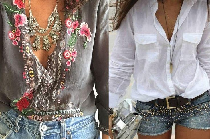 Hoje vou falar-lhe das peças de roupa e acessórios primavera verão que são tendência nesta estação, adequadas aos diferentes tipos de corpo (morfologia) e