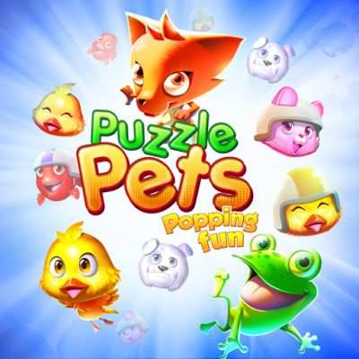 Puzzle Pets - Popping Fun for Java - Opera Mobile Store