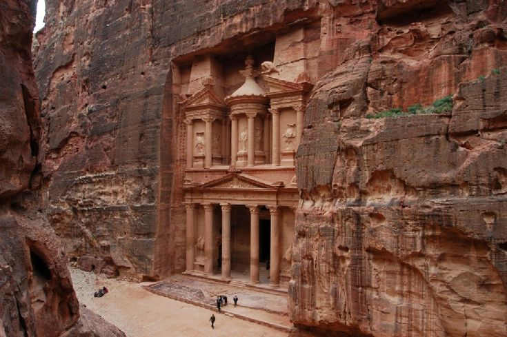 Treasury @ Petra, Jordan ... I must go!!