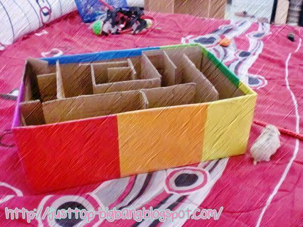 10 b sta bilder om homemade hamster toys p pinterest for Diy playpen for guinea pigs