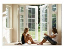 PVC Windows Australia is a leading company in Melbourne, manufacturer and supplies high quality double glazed french doors and other types of doors.    #DoubleGlazedDoors