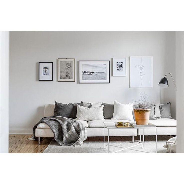 Ikea 'Söderhamn' sofa @balthazarinterior