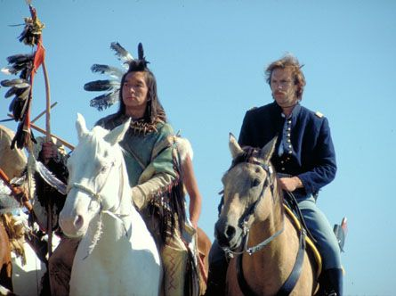 Dances With Wolves - always makes me wonder why we couldn't just work together.