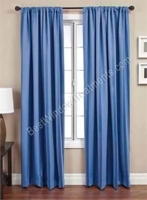 Top 25 ideas about Blackout Curtains/Room Darkening Draperies on ...