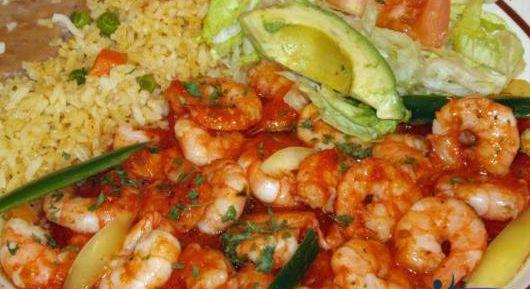 Mexican Food Recipes | Camarones Rancheros Recipe | Authentic Mexican Food Recipes