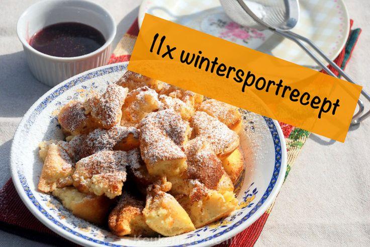 11 populaire wintersportrecepten - Keuken♥Liefde