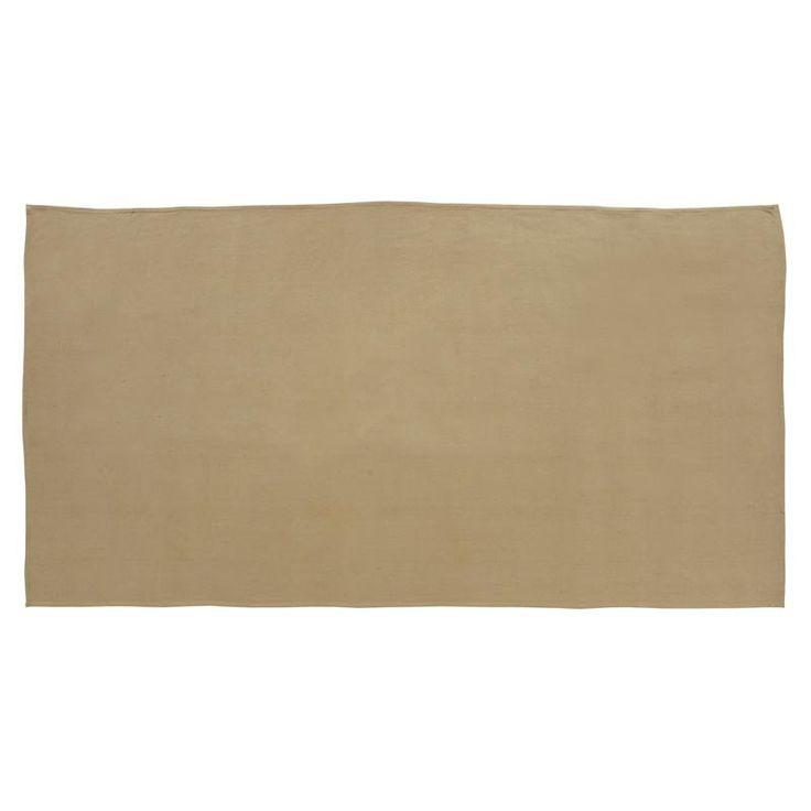 VHC Brands Burlap Natural Tablecloth - 15245