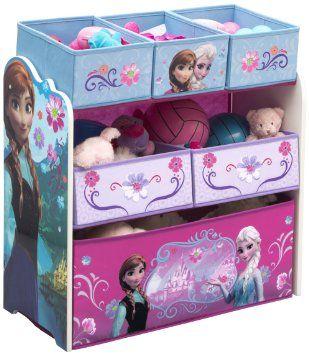 Frozen Delta Children Multi Bin Toy Organizer