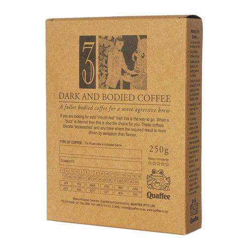 Quaffee Brazil Sertaozinho Coffee Beans
