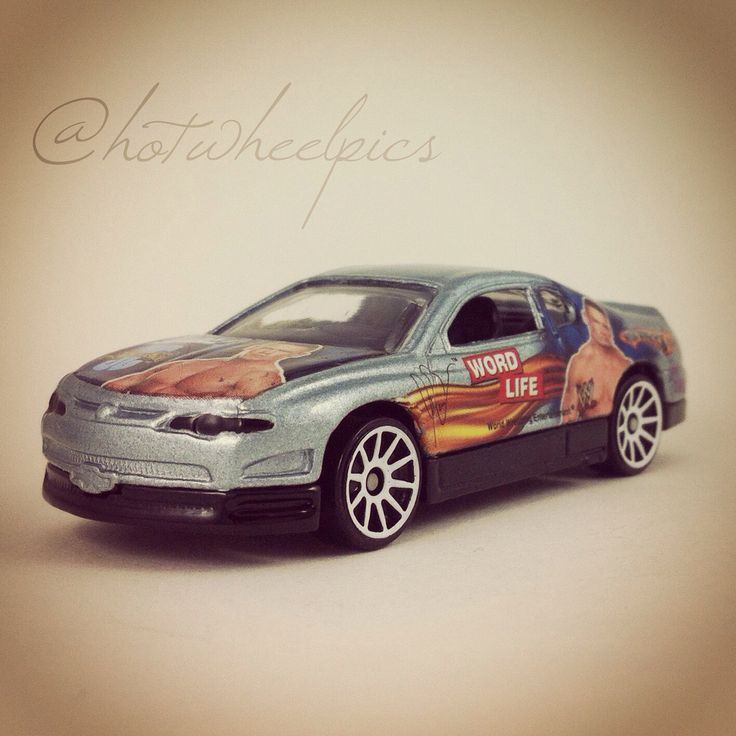 'John Cena' Monte Carlo Concept Car - 2007 Hot Wheels - WWE Entertainment 2-pack #hotwheels | #diecast | #toys | #WWE | #hwp2007wwe2pk