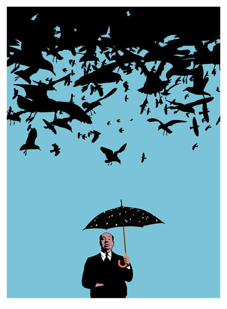 Les Oiseaux (1963) - Melanie Daniels, une belle et riche jeune femme de San Francisco, rencontre l'avocat Mitch Brenner chez un marchand d'oiseaux. Brenner fait semblant de la prendre pour une employée et lui demande un couple d'oiseaux, des « inséparables » qu'il veut offrir à sa jeune sœur, Cathy. Le lendemain matin, Melanie se rend à l'appartement de Mitch avec un couple d'inséparables.