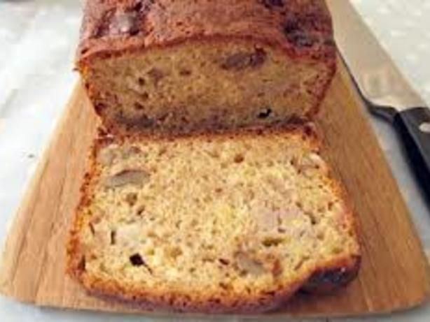 Great, sweeter version of banana bread from Central America.Had to make this for an elementary school presentation and all of the kids loved it. Nice and moist bread. Got from http://www.roatanonline.com/caribbean_recipes.htm. The recipe also calls for pecans and a lime/rum icing, but i omitted both of these. For the original recipe, visit the above link