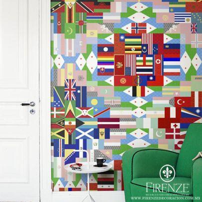#Firenze, #tapiz, #muebles, #hogar, #decoracion, #contemporaneo, #vanguardia, #MapasDelMundo, #sofa  #home, #decoration, #furniture, #avantgarde, #maps, #couch, #livingroom, #tapestry