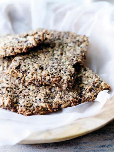 Krakkebrood http://njam.tv/recepten/krakkebrood