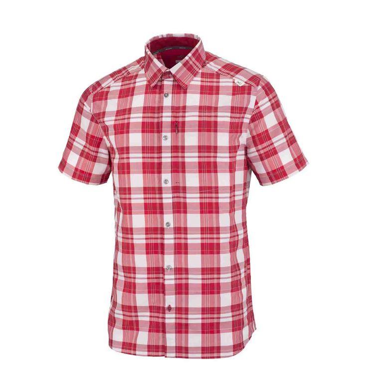 La #chemise Zanskar de #Millet à manches courtes pour #homme