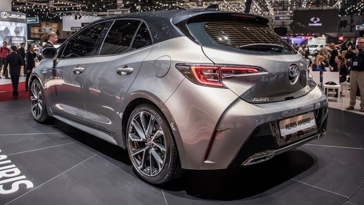 Toyota Auris 2020 Review and Price di 2020