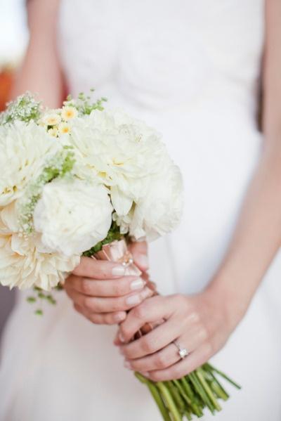 Neutral Bridal Inspiration.