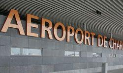 Navette parking aéroport de Charleroi
