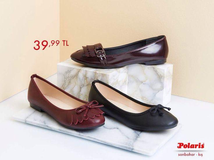 Kadınların sırrı, Polaris'in zarif babetleri! #AW1617 #newseason #autumn #winter#sonbahar #kış #yenisezon #fashion#fashionable #style #stylish #polaris#polarisayakkabi #shoe #ayakkabı #shop#shopping #men #womenfashion #trend#moda #ayakkabıaşkı #shoeoftheday