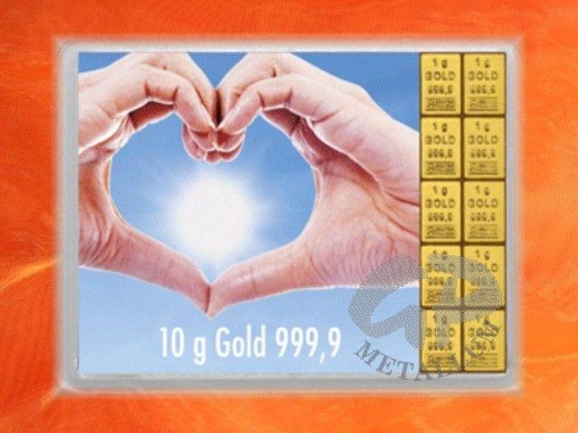 10 g Goldbarren in Geschenkkapsel zur Jugendweihe - Für eine goldene Zukunft - mit Zertifikat http://www.gp-metallum.de/10-Gramm-Gold-Geschenkbarren-Flipmotiv-Goldene-Zukunft