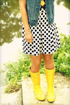 Because Shanna Said So...: Rain Boots Giveaway from Joules