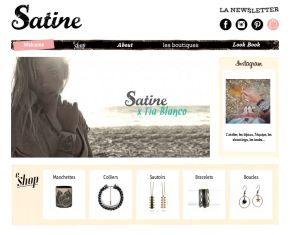 #satinecreation #satine #bijoux #frenchdesigner #créatrice #mode