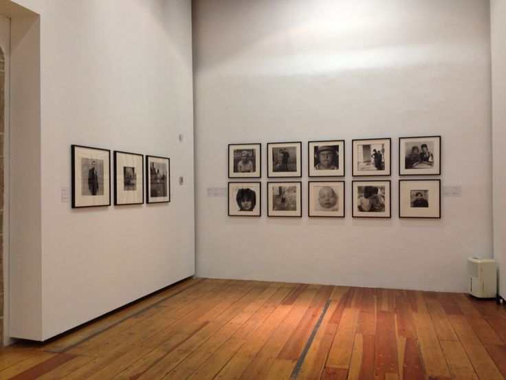 Diane Arbus en Colección de fotografía MAPFRE, Museo de la Ciudad de México, nov 2015