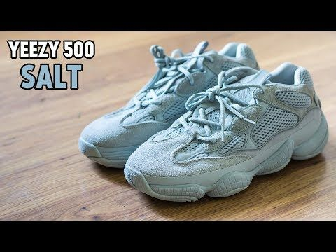on sale 3f339 87317 Check out this pickup video of the Adidas Yeezy 500 Salt. Find out where  you can still buy a pair of these Adidas Yeezy Boost 350 online!
