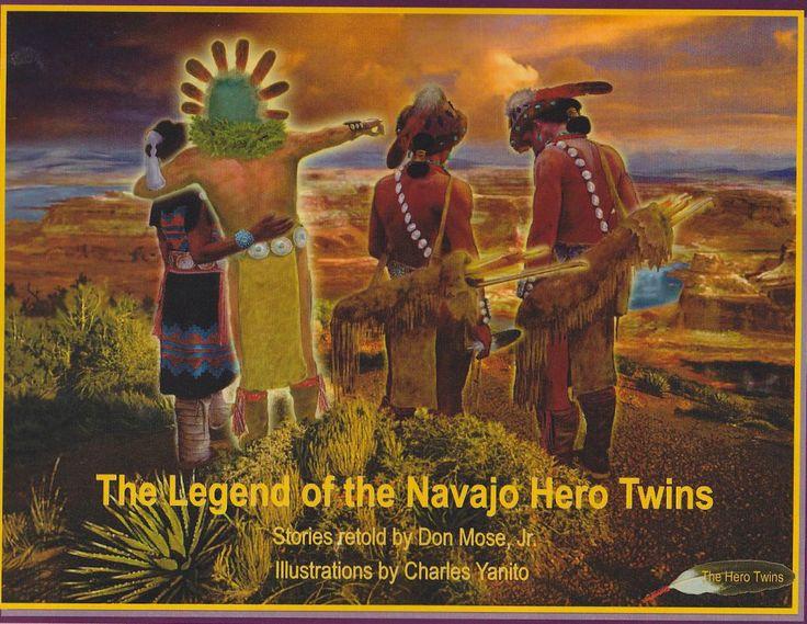 Navajo hero Twins