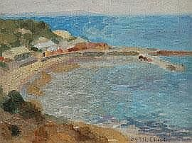 Buy online, view images and see past prices for Sybil Craig (1901-1989) Half Moon Bay oil on panel. Invaluable is the world's largest marketplace for art, antiques, and collectibles.