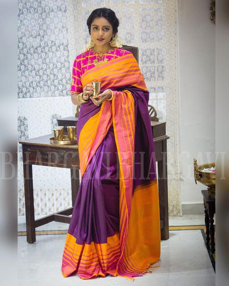 Bhargavi Ram Collections. Banjarahills. Hyderabad. Contact : Ph: 040 23335588    9989899881 8885125125.