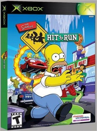 Amazon.com: Simpsons: Hit and Run - Xbox: Video Games
