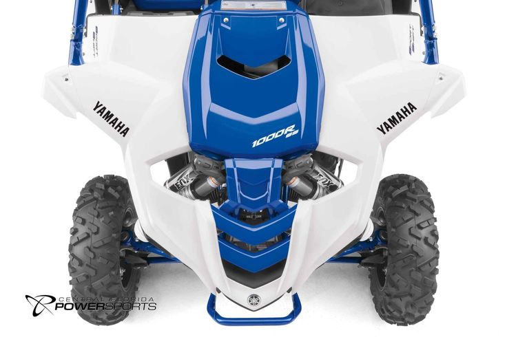 New 2017 Yamaha YXZ1000R SS ATVs For Sale in Florida. 2017 Yamaha YXZ1000R SS, The new YXZ1000R SS puts pure sport performance at your fingertips with an all new 5 speed sequential Sport Shift (SS) transmission with automatic clutch. All-New Yamaha Sport Shift 5-Speed Sequential Shift Transmission Unmatched Side-by-Side Performance Stunning 998cc Three-Cylinder Engine Terrain Conquering FOX® Podium RC2 Shocks Ergonomics Built for Performance Come to Central Florida PowerSports, your…