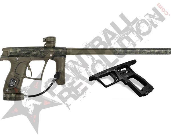 Planet Eclipse Gtek Paintball Marker Gun HDE Earth w/Black Gmek Mechanical Frame