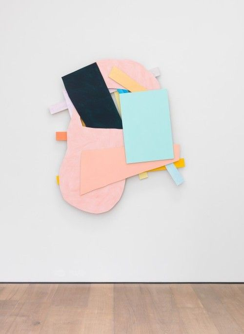 Imi Knoebel at Bärbel Grässlin – Contemporary Art Daily