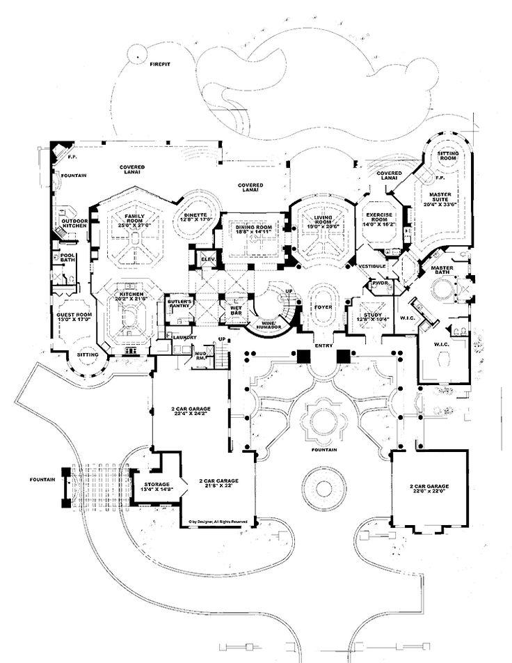 314 besten Houses Bilder auf Pinterest | Architektur, Haus pläne und ...