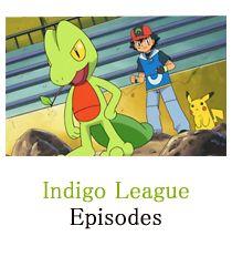 Pokemon Indigo