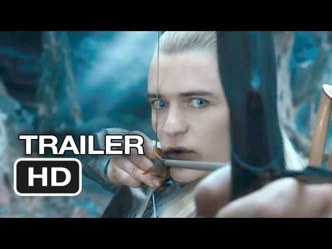 The Hobbit: The Desolation of Smaug International Trailer (2013) -- I AM GOING TO FAINT. I CAN'T HANDLE THE AWESOMENESS COMING FROM THIS TRAILER.