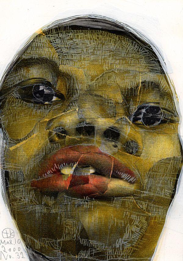 TAKAHIRO KIMURA ( @kimura_jp ) ~ Broken 1000 Faces ~ #032