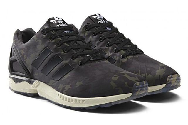ITALIA INDEPENDENT X ADIDAS ZX FLUX COLLECTION | Sneaker Freaker