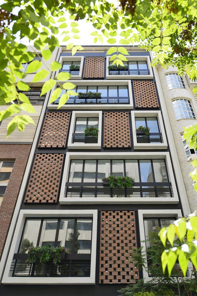 Galerie des Apartments Nr.135 / BNS Studio - 2