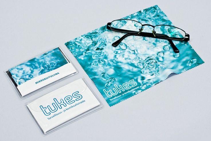 Hahmo   Tukes   Microfibre cloth